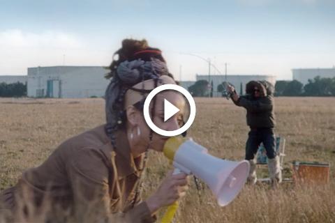5 secondes de tournage pour le clip du titre Unconditional rebel de Siska