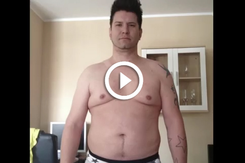 50 semaines pour retrouver un corps d'athlète