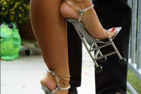chaussures incroyables