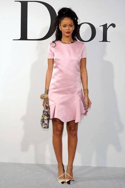 Rihanna nouvelle égérie de Dior