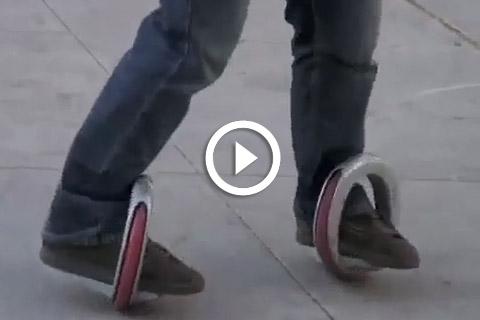 Skateboard nouvelle génération