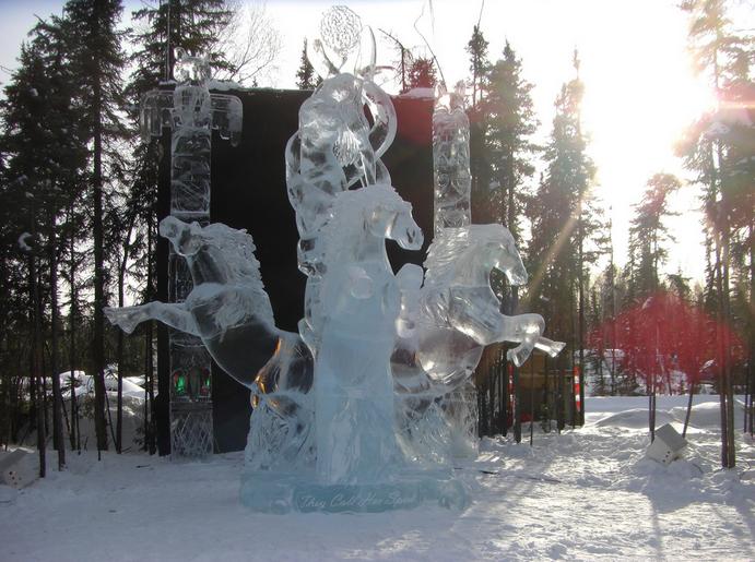 World Ice Art Championship 2015