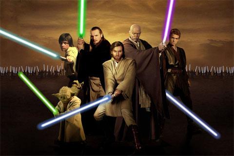 académie jedi star wars