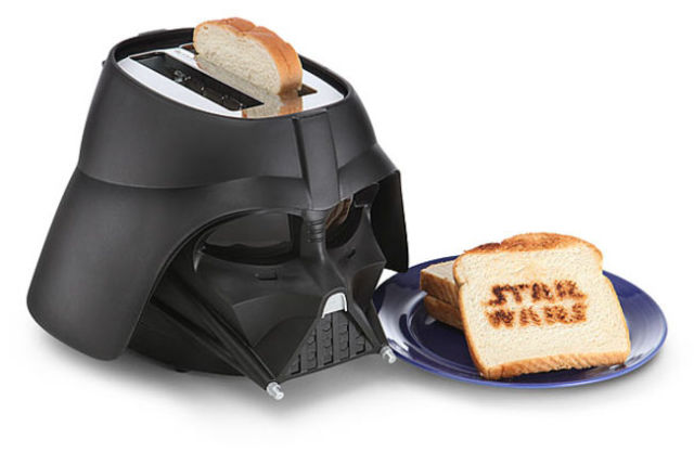 grille pain star wars