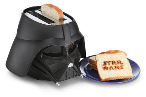 le grille pain star wars