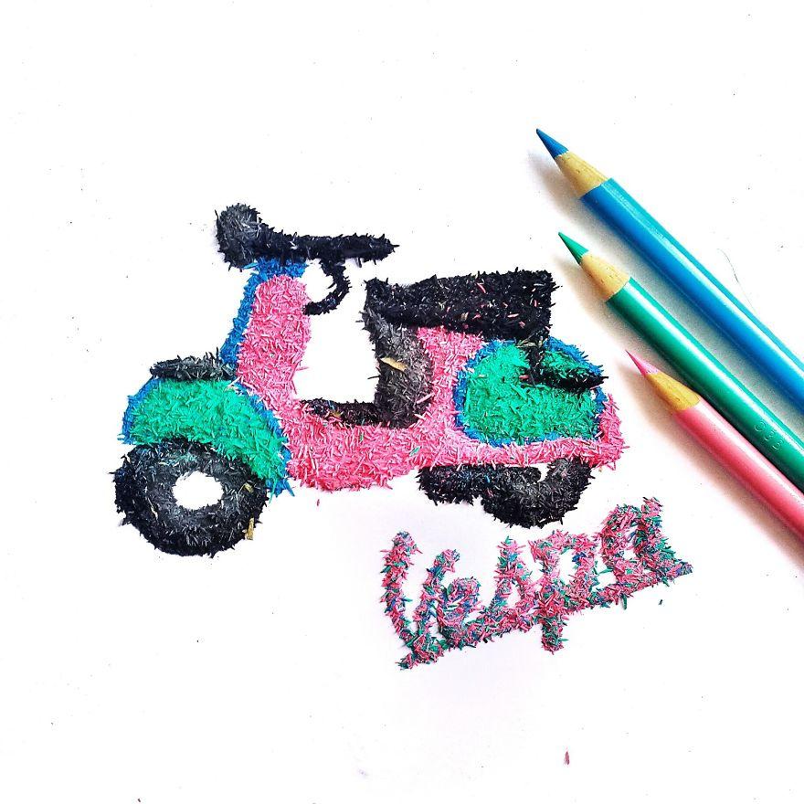 scooter vespa