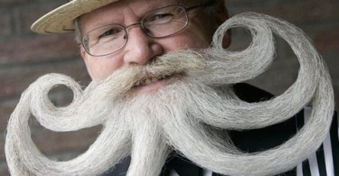 World Beard And Moustache Championships 2015 a la une