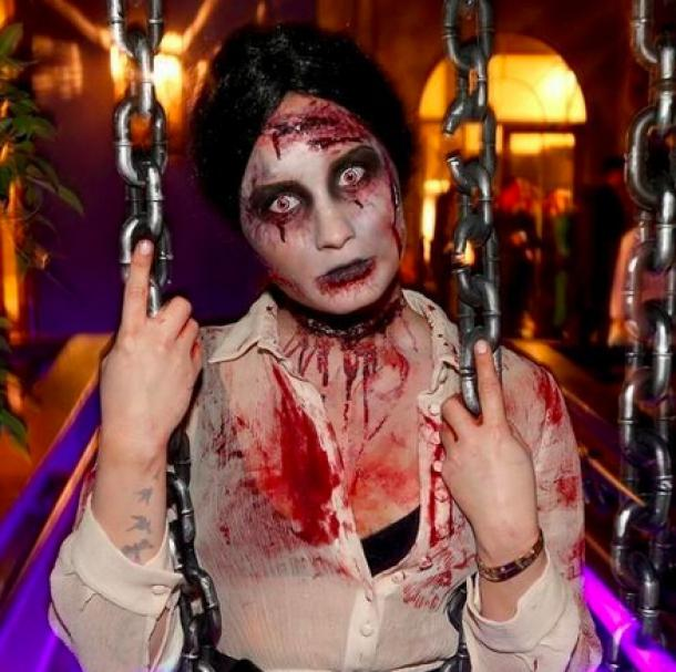 costume et maquillage halloween 14