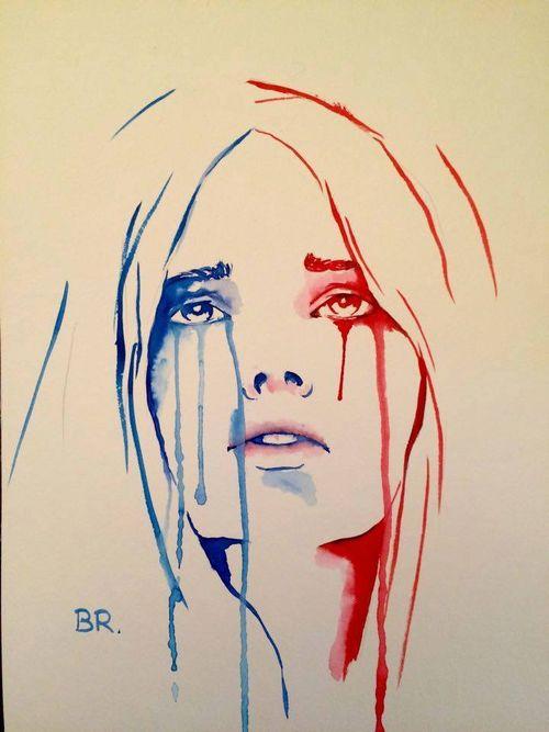 dessin hommage aux victimes attentat 13 nov 2015 paris - 06