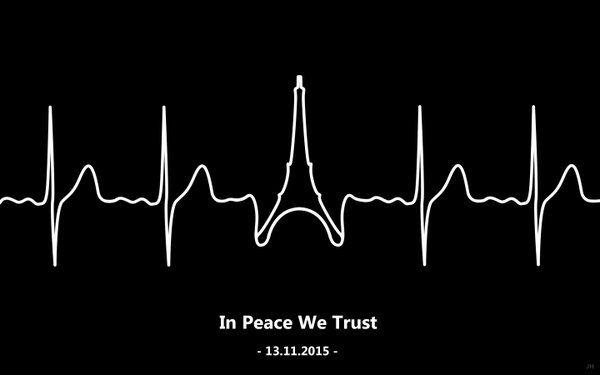 dessin hommage aux victimes attentat 13 nov 2015 paris - 10